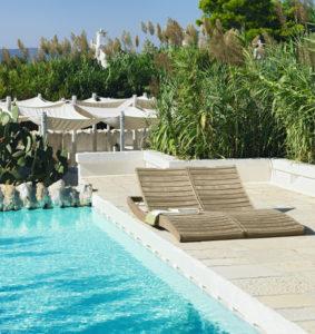 Lettini da giardino e per bordo piscina fra comodit e for Lettini da terrazzo