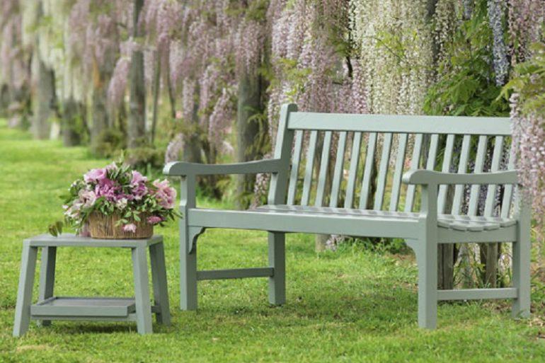 Panche da giardino in legno: fra design, praticità e sogno romantico