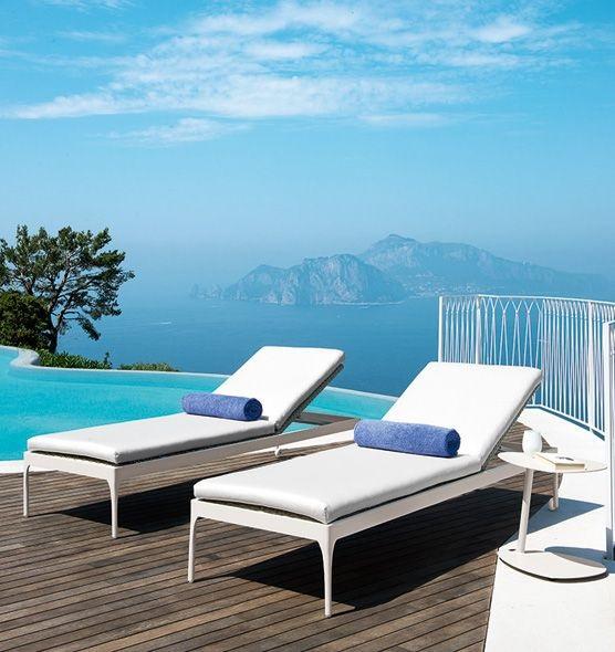 lettini da giardino d 39 autore quando relax e design s