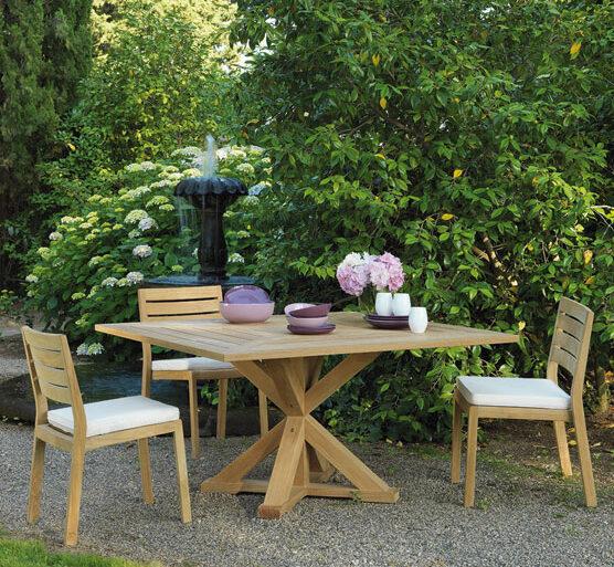 Tavoli da esterno: praticità e carattere per l'outdoor